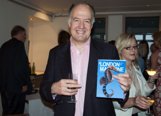 The London Magazine's Spring Party