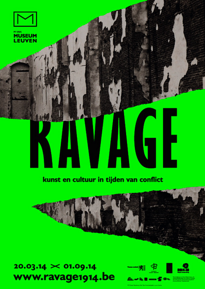 Art and Conflict – M-Museum in Leuven Presents Ravaged by Loma-Ann Marks