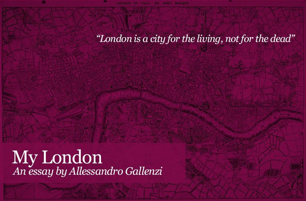 My London Magenta