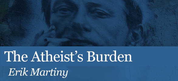 The Atheist's Burden Correct Version