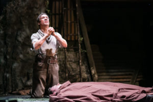 Peter Duncan as Jack Firebrace in the 2015 UK tour of Birdsong credit Jack Ladenburg