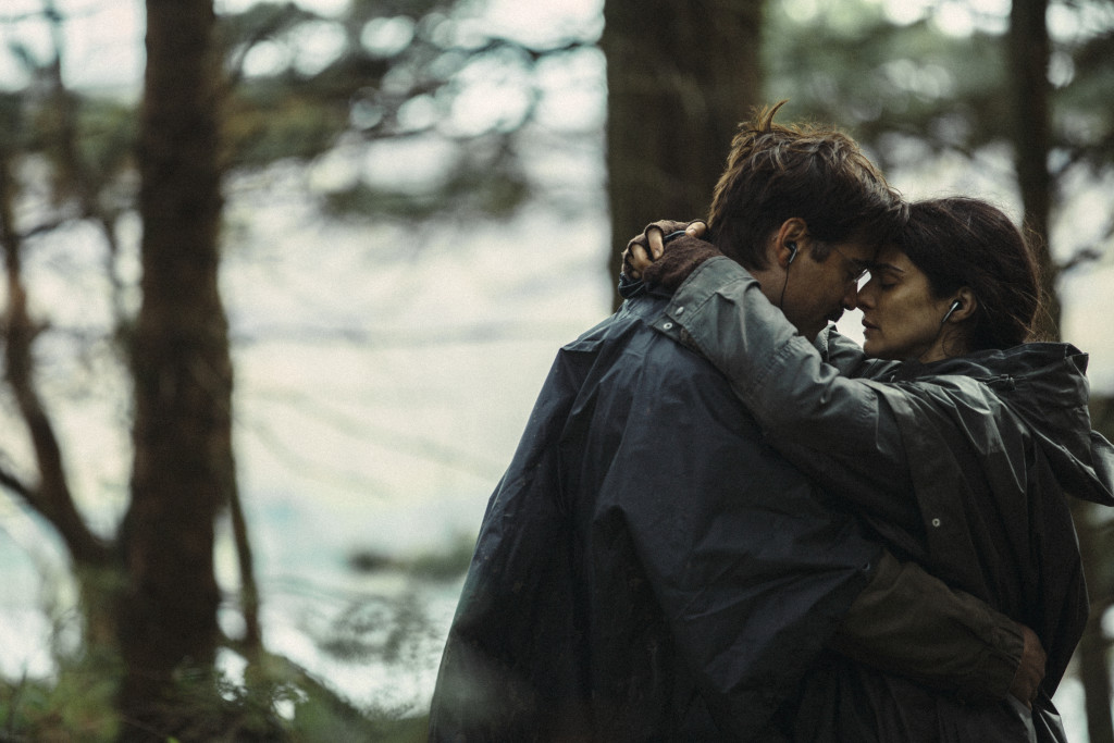 Colin Farrell and Rachel Weiss in The Lobster / Despina Spyrou