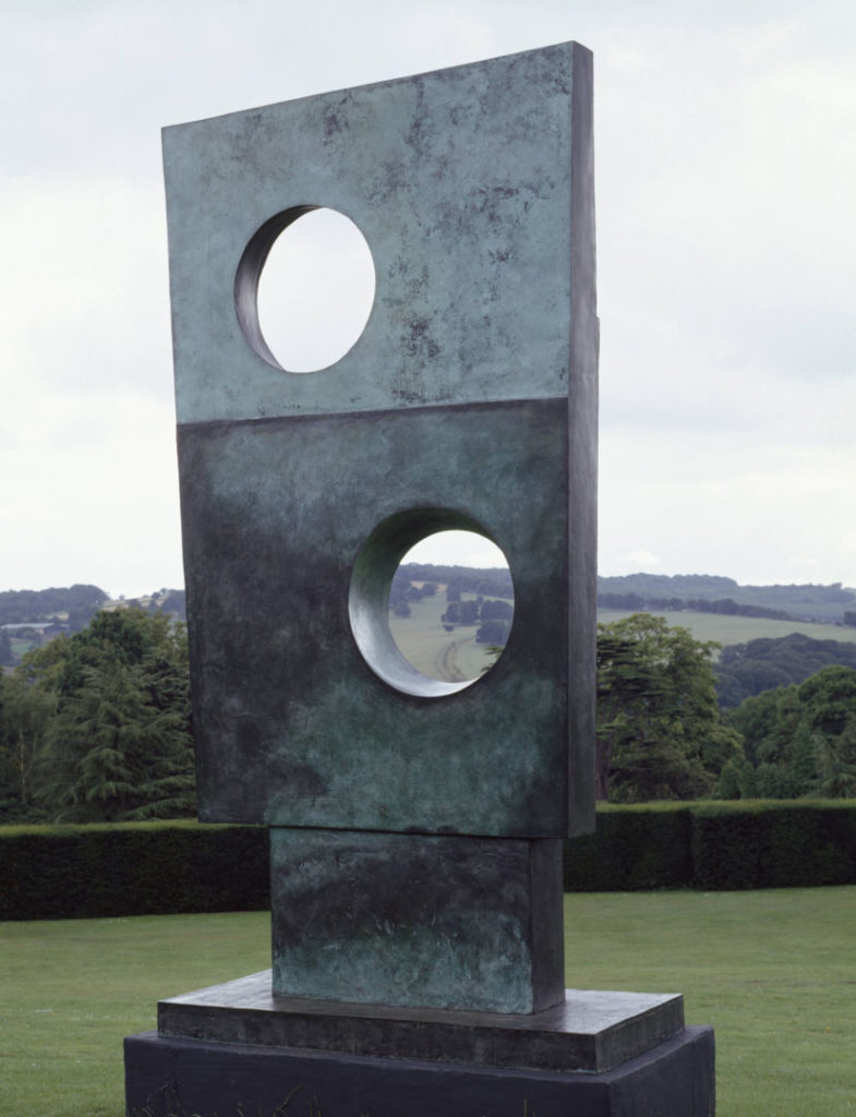 Squares with Two Circles 1963 Tate © Bowness