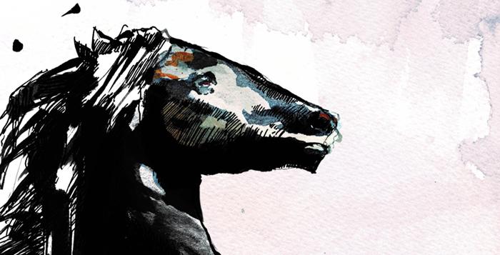 rain horse ted hughes essay