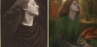 Julia Margaret Cameron, Call, I Follow, I Follow, Let Me Die 1867, © Royal Photographic Society/National Media Museum / Science & Society Picture Library  Dante Gabriel Rossetti, Beata Beatrix, c. 1864-70, Tate.