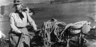 Fanny Bullock Workman, Mountain climber, Bain Collection