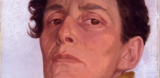 Hannah Gluckstein, Gluck, 1942. Courtesy: National Portrait Gallery.