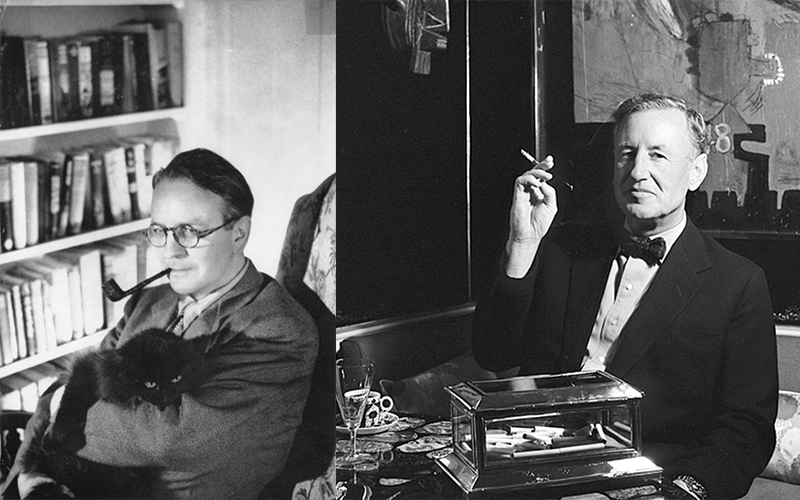 Archive Notes On Raymond Chandler Ian Fleming