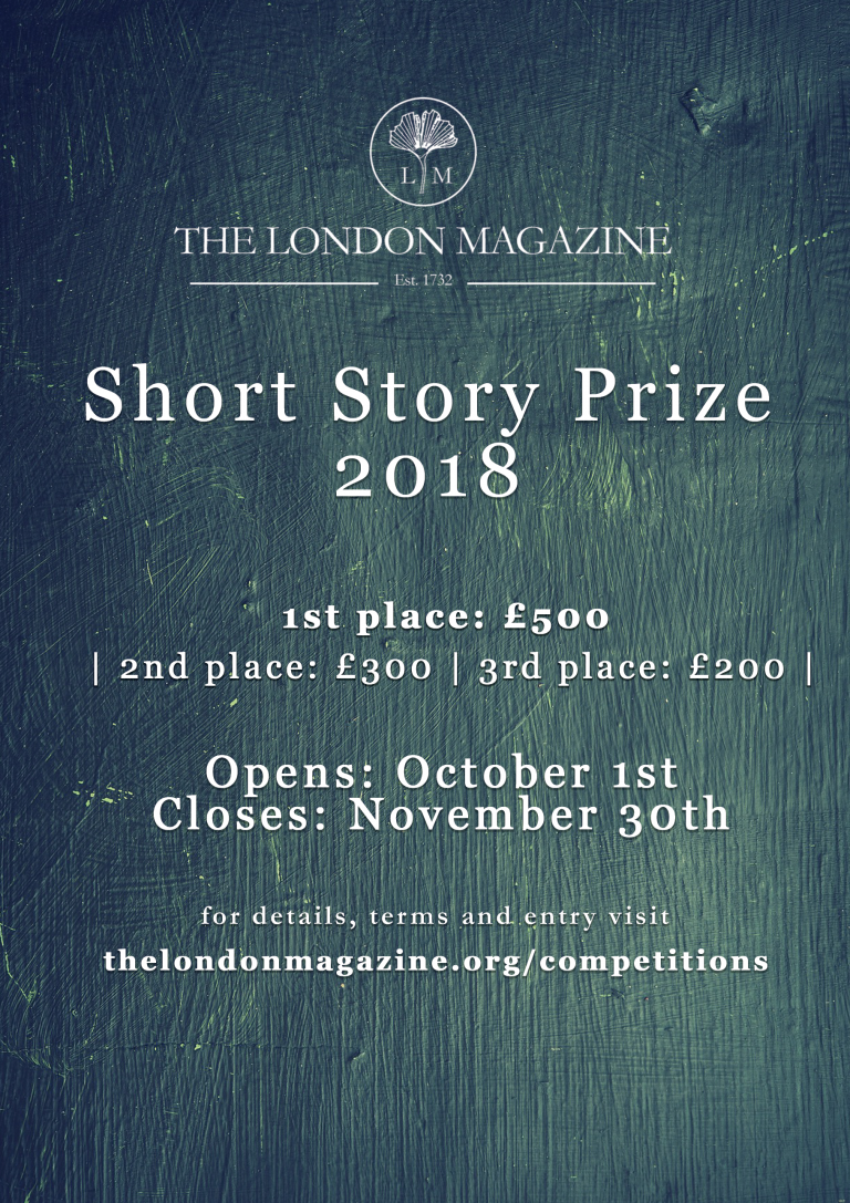 948b5ce357ab short story Archives - The London Magazine