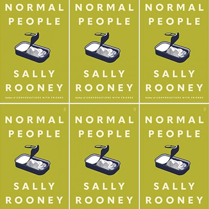"36b0fb1c17a Sally Rooney s long-awaited second novel ""Normal People"" burst onto the  scene last month"