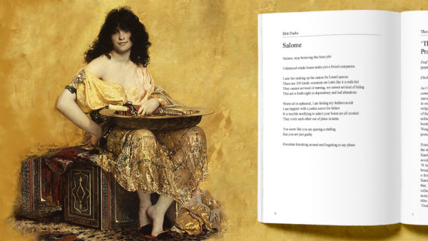 Poetry | Salome by Brit Parks